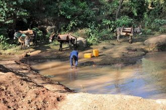 Rural Ethiopian Original Water Source 2016-02-01 Photo-3
